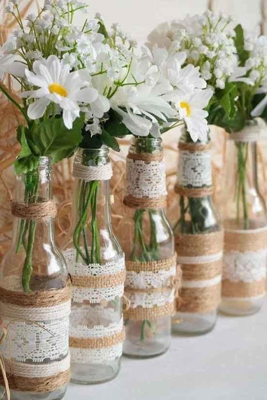 Diy frascos reutilizáveis - 2