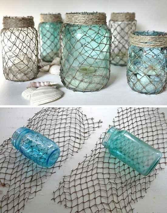 Diy frascos reutilizáveis - 3