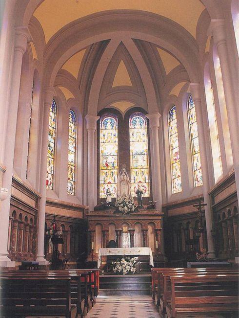 Decoração da igreja - indecisão 1