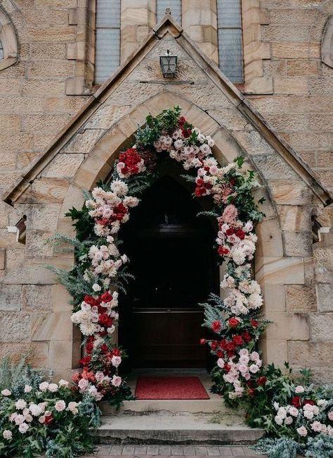 Decoração da igreja - indecisão 5