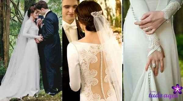 33 dos mais memoráveis vestidos de casamento na história da tv - 1