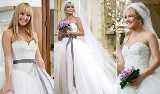 33 dos mais memoráveis vestidos de casamento na história da tv - 2