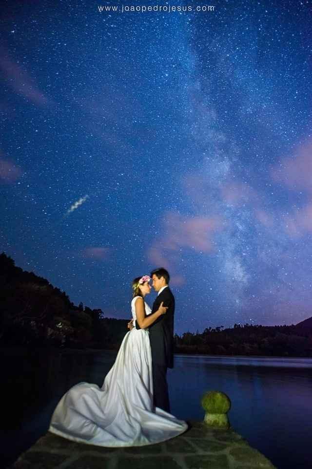 Milky way na Lagoa das Furnas