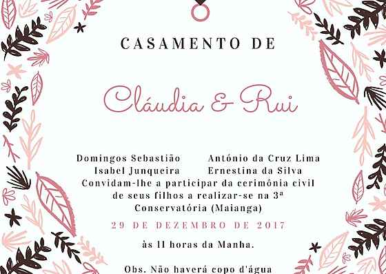Meu Convite!
