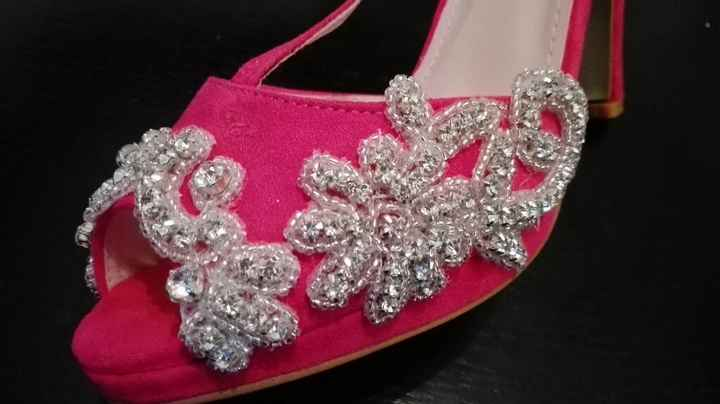 Sapatos rosa fucsia - 7
