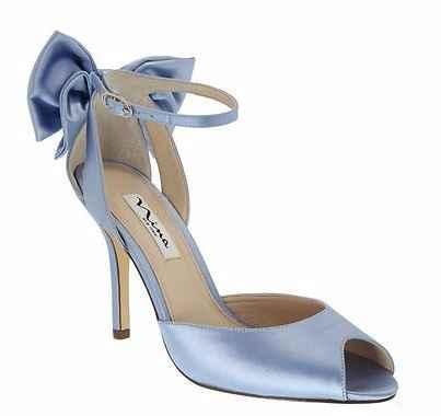 Sapatos azuis I