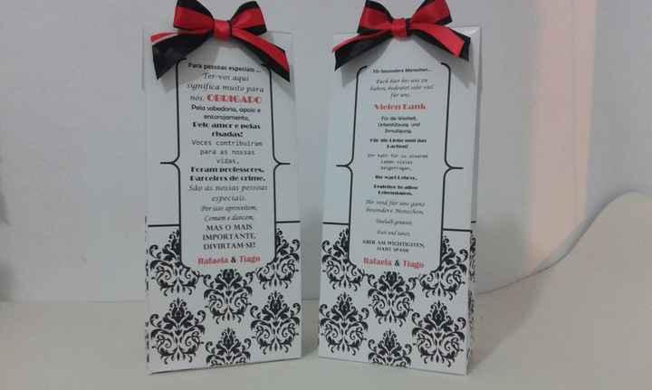 """Mini mensagem para o noivo antes de dizer o """"sim"""" - 4"""