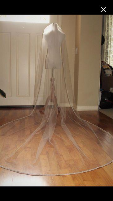 Véu de 5 metros -ajuda - 1