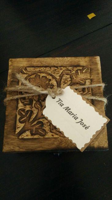 Primeiras manualidades - convites padrinhos - 3