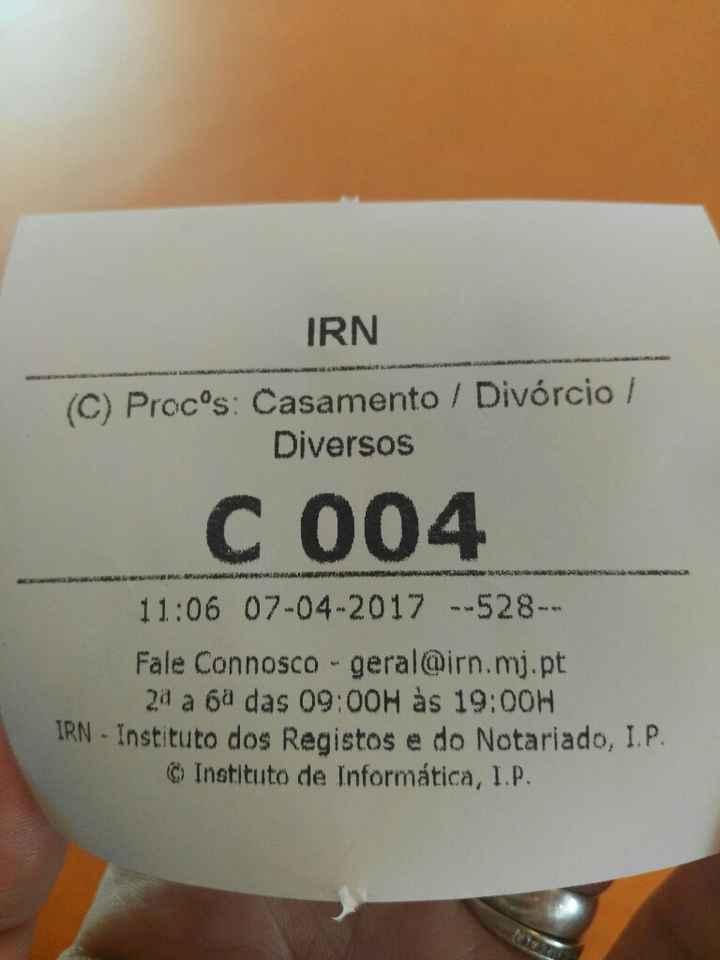 Registo civil -check - 1