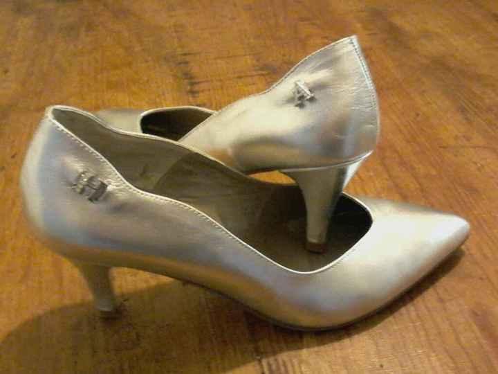 Os meus sapatos! - 1
