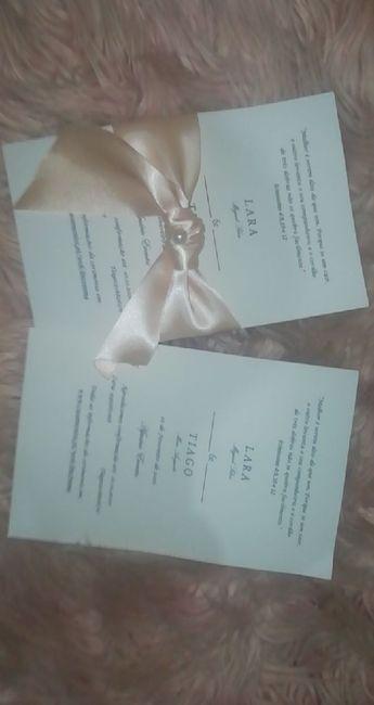 Os Convites 💝 - 2