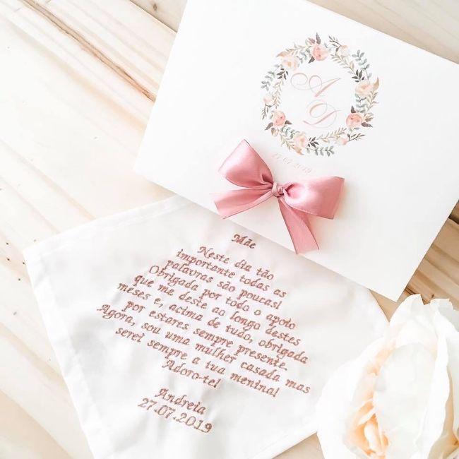 Convite padrinhos de casamento 1