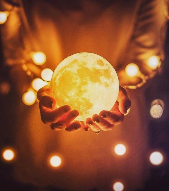 Qual a lua mais bonita? 1