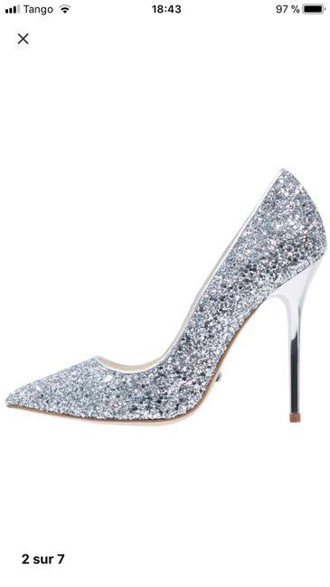 Problema de sapatos - 1