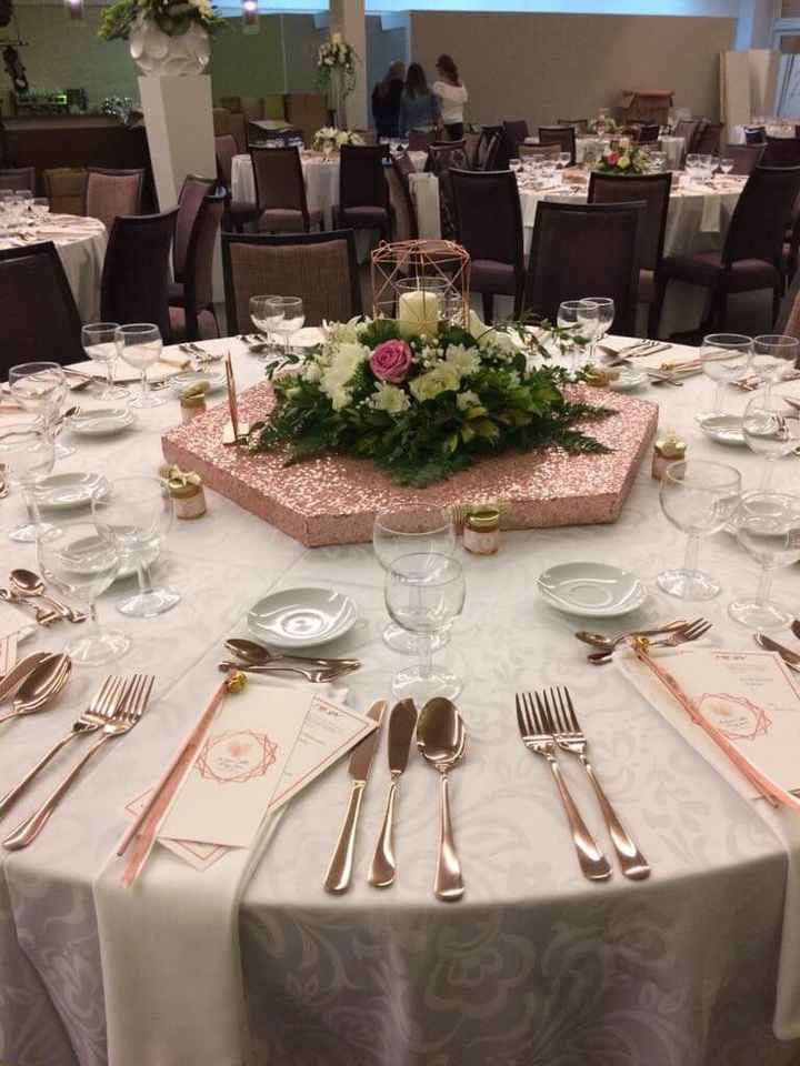 Casamento rose gold - 1