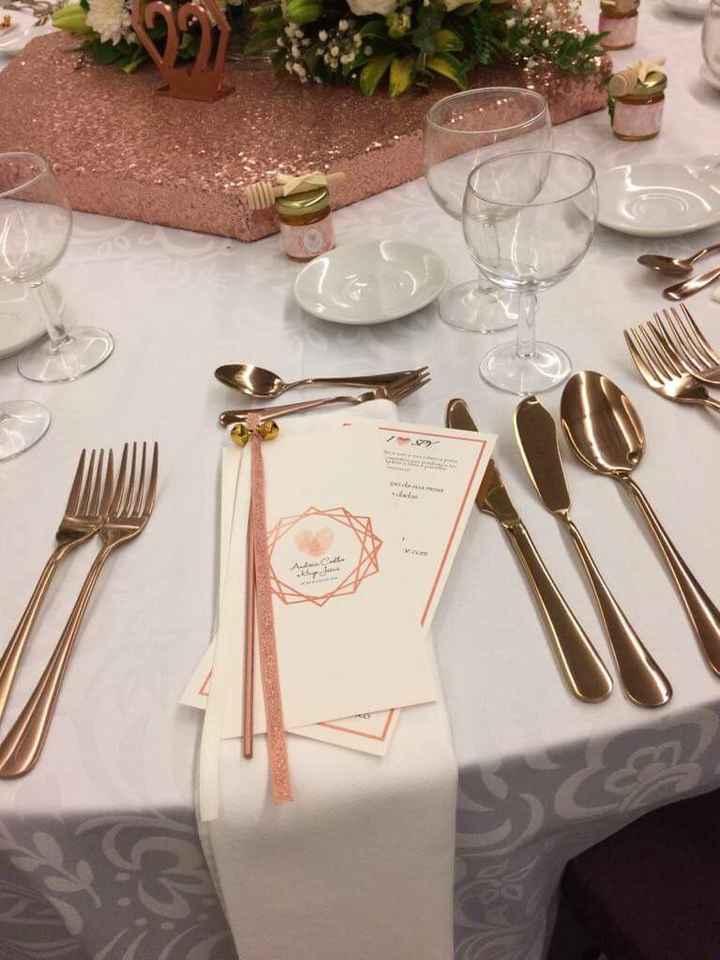 Casamento rose gold - 8