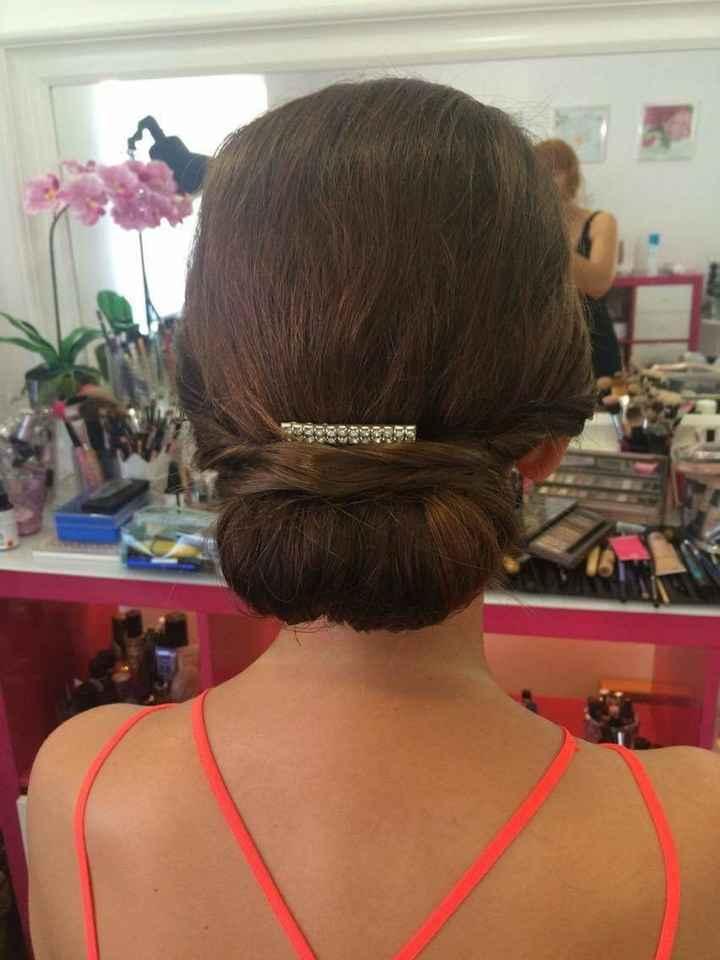Prova de cabelo e maquilhagem - 3