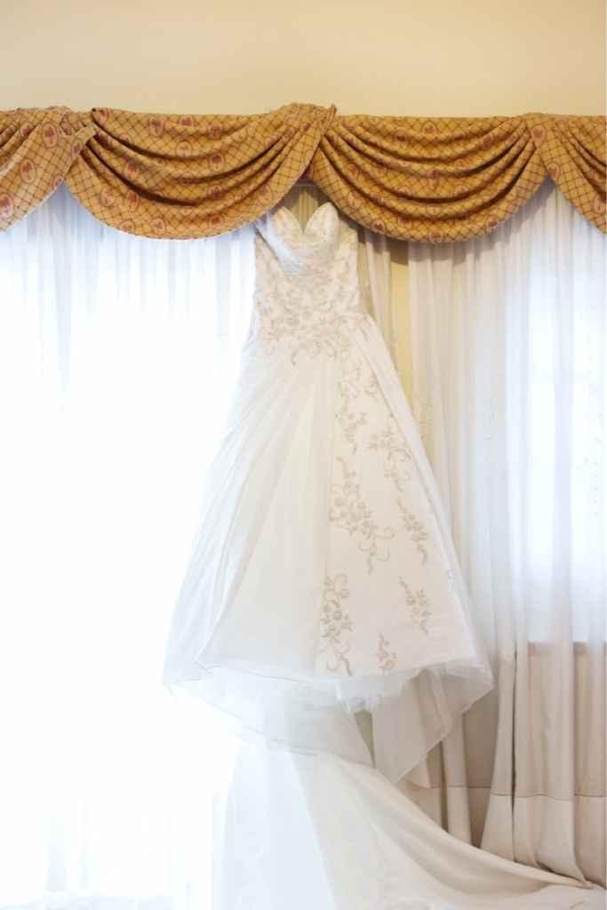 O meu vestido de noiva - 1
