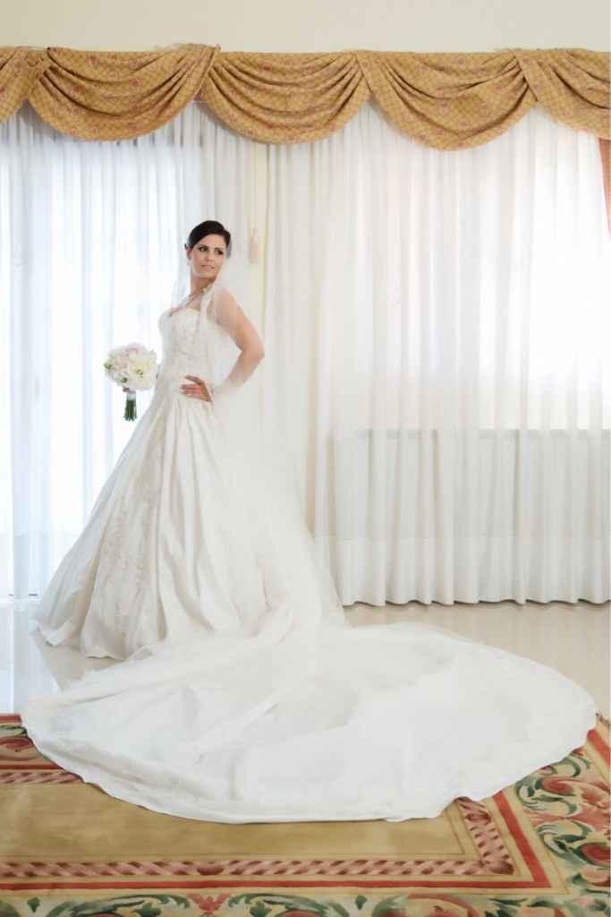 O meu vestido de noiva - 2