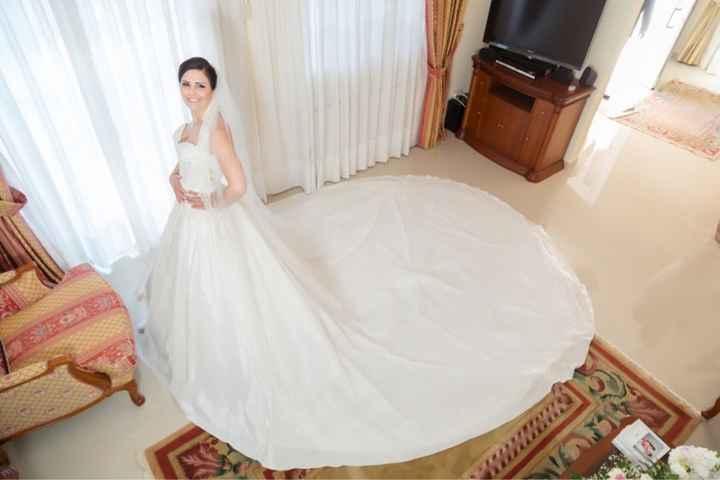 O meu vestido de noiva - 3