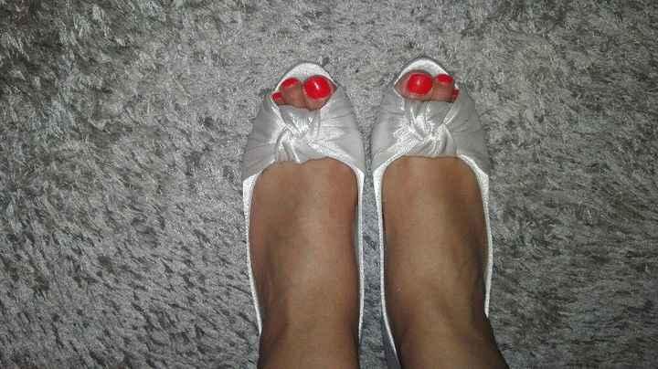Sapatos aliexpress - 1