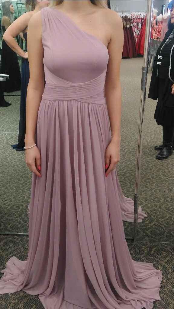 o vestido das minhas damas ❤️ - 1
