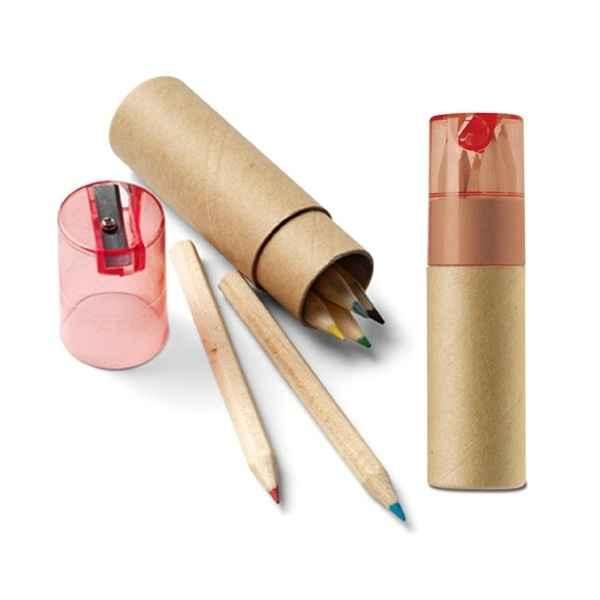 Lápis com afia