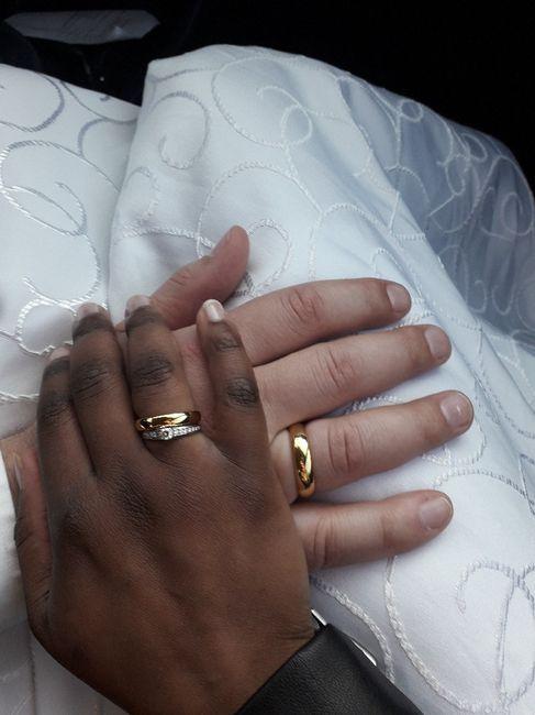 Casadaa e nao podia estar mais feliz com a minha decisão 😊 1