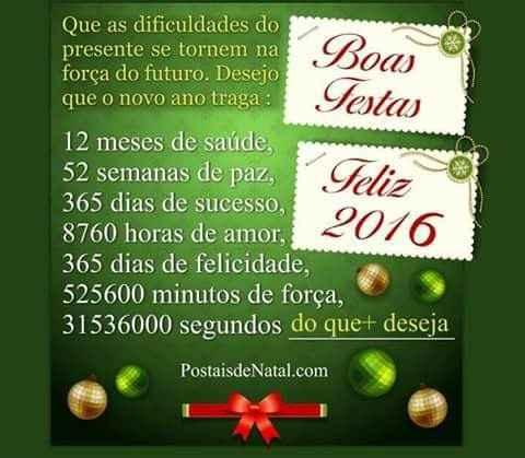 Bom ano 2016! - 1