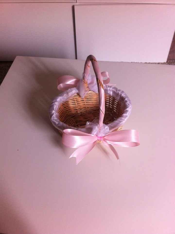 A primeira cesta decorada - 2