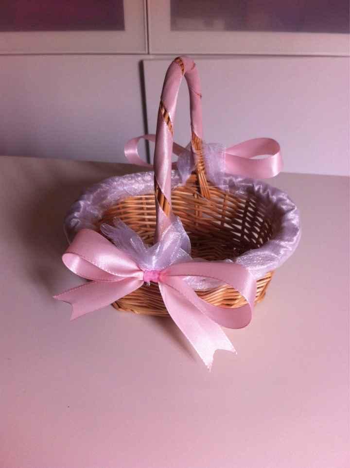 A primeira cesta decorada - 3
