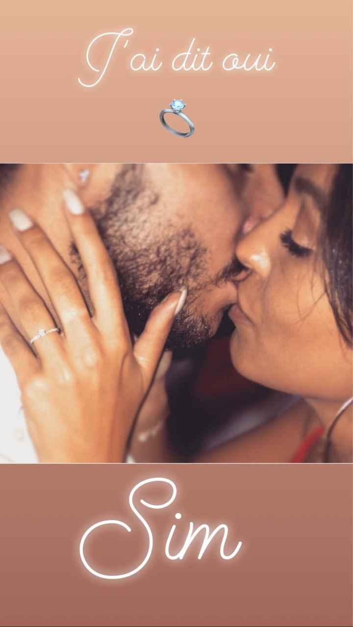 🖐️ Noivas 2020: Como anunciaram o vosso noivado? - 1