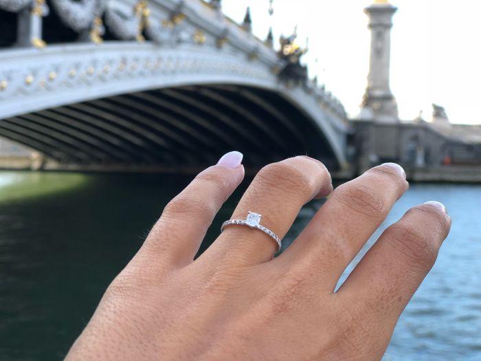 Mostra-nos o teu anel de noivado 😍💍 10