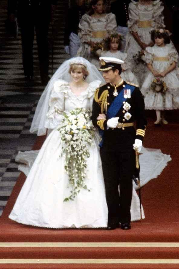 Princesa Diana - Inglaterra