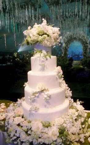 Bolo de casamento 7