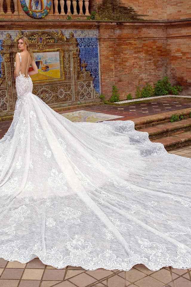 Lojas vestidos de noiva - 1