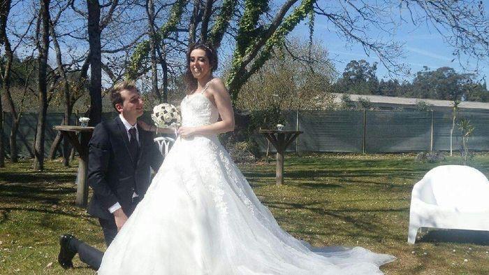 E já casada !!!! - 1