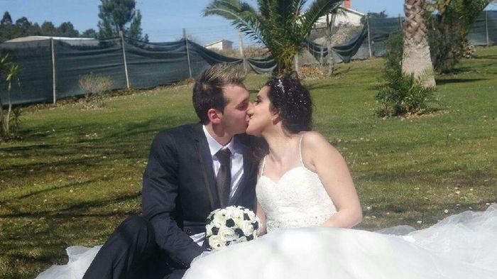 E já casada !!!! - 2