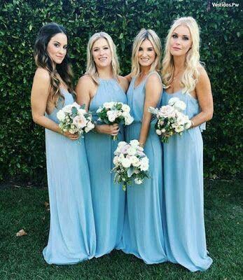 Vestidos para Damas de Honor 3