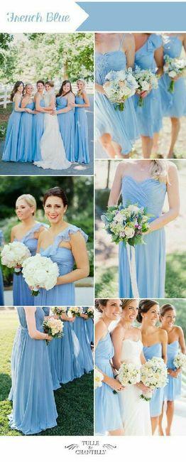 Vestidos para Damas de Honor 6