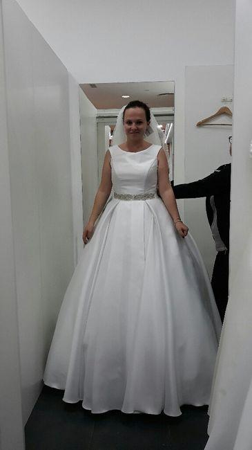 Prova do vestido - 1