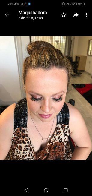 Prova da make up - 1