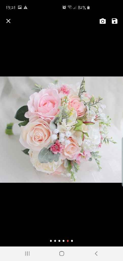 Flores artificiais - 2