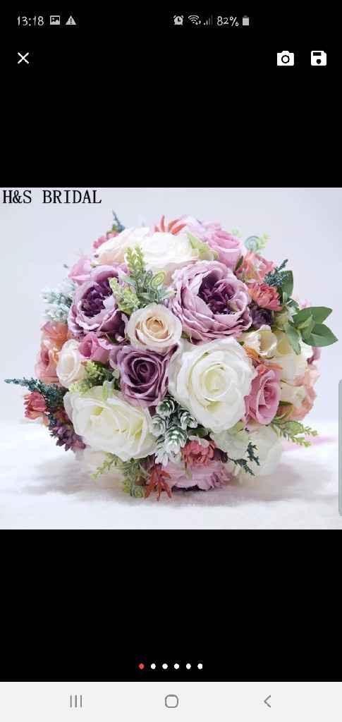 Flores artificiais - 3