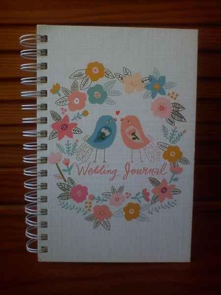 o meu Wedding Journal