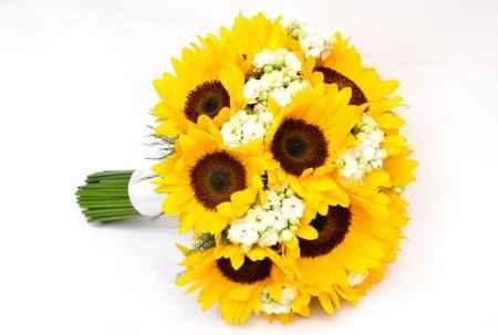 Bouquet girassois