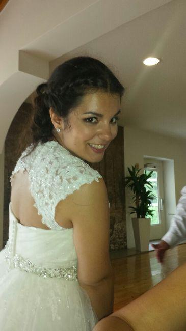 Onde compraram os vossos vestidos de noiva? - 2