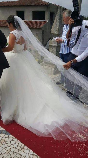 Onde compraram os vossos vestidos de noiva? - 3