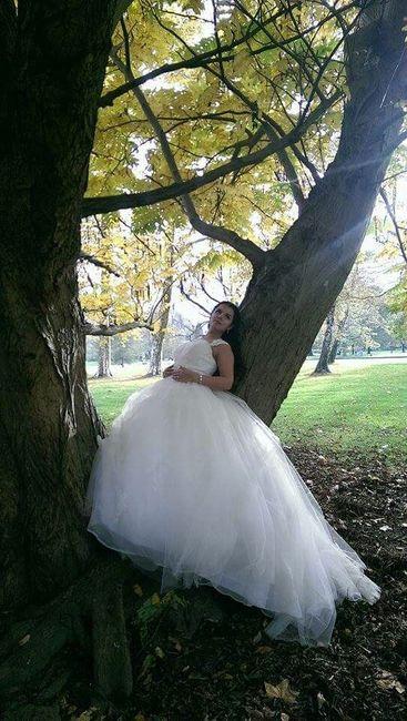 Onde compraram os vossos vestidos de noiva? - 4